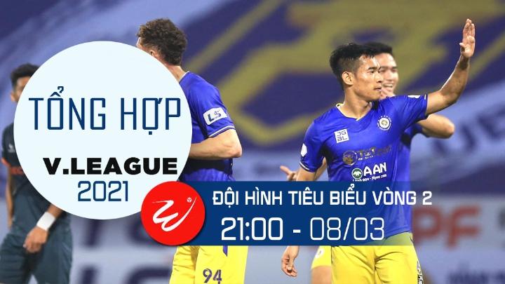 Tổng Hợp V - League