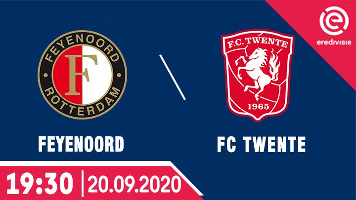 Bóng Đá: Feyenoord vs FC Twente
