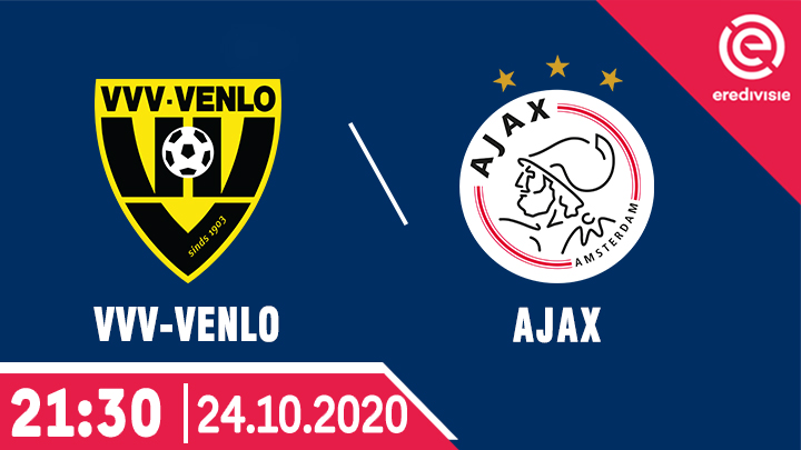 ⚽️ VVV-Venlo vs Ajax