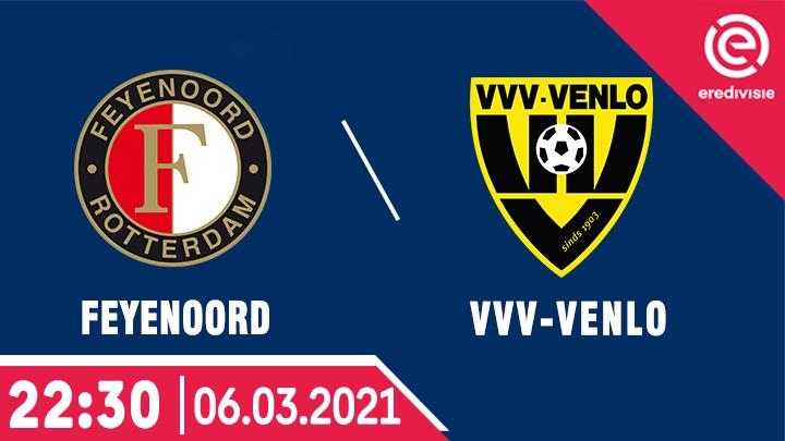 ⚽️ Feyenoord - VVV-Venlo