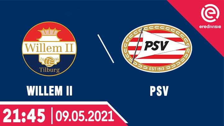 ⚽️ Willem II Tilburg - PSV Eindhoven
