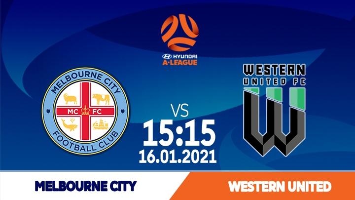 ⚽️ Melbourne City - Western United
