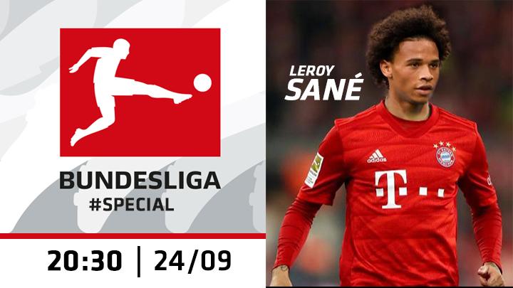 Bundesliga Special Leroy Sané