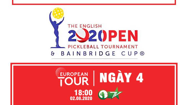 European Tour English Open Ngày 4