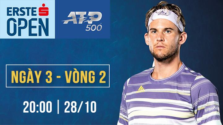 🎾 ATP 500 Erste Bank Open