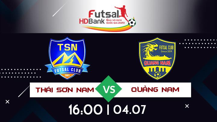Thái Sơn Nam - Quảng Nam