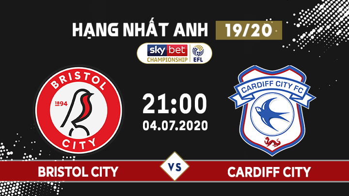 Bristol City vs Cardiff City