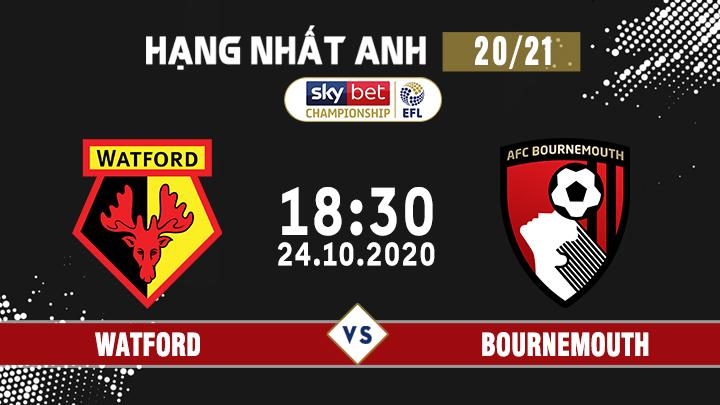 ⚽️ Watford vs Bournemouth