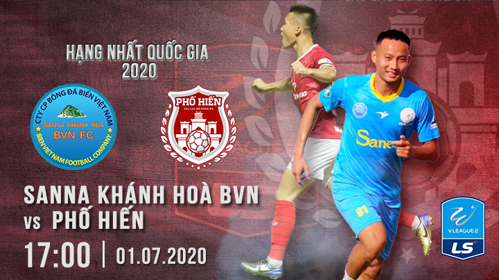 Sanna Khánh Hoà BVN vs Phố Hiến