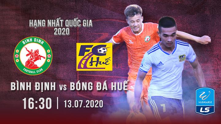 Bình Định vs Bóng đá Huế