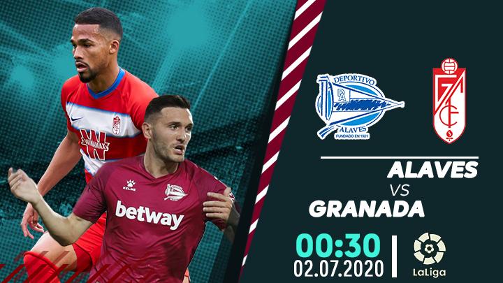 Deportivo Alaves vs Granada