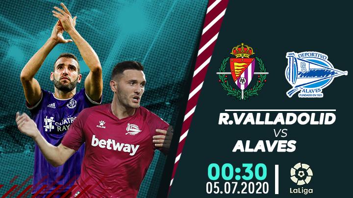Real Valladolid vs Deportivo Alaves