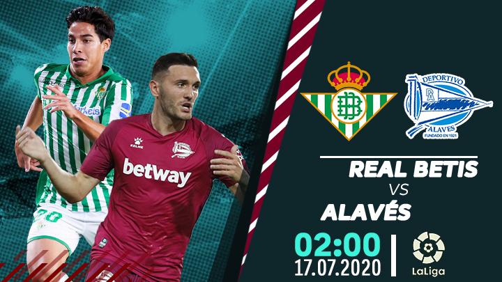 Real Betis vs Deportivo Alavés