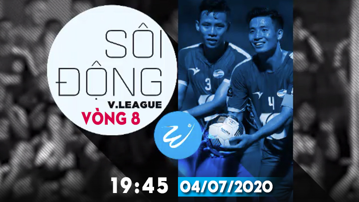 Sôi Động V - League 2020