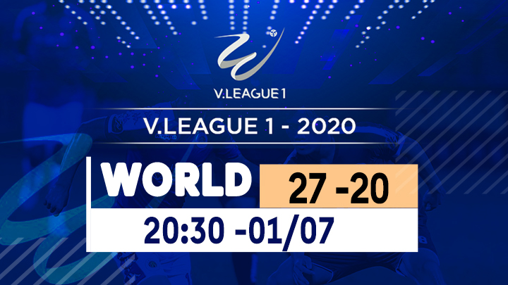 V - League World 2020