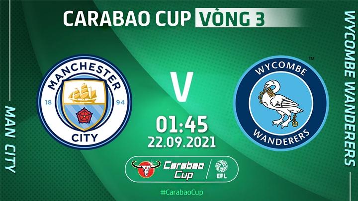 ⚽️ Man City vs Wycombe Wanderers