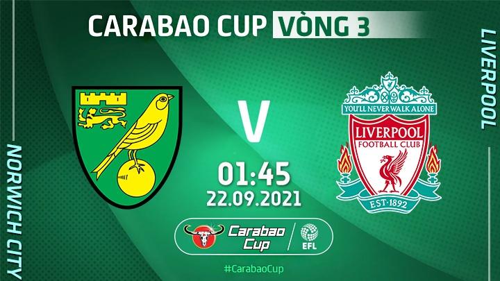 ⚽️ Norwich City vs Liverpool