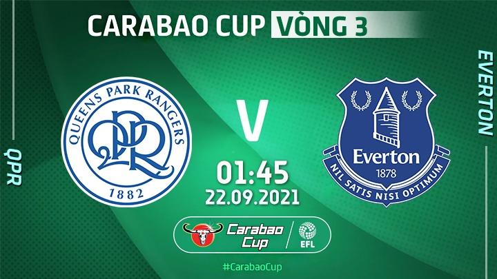 ⚽️ Queens Park Rangers vs Everton