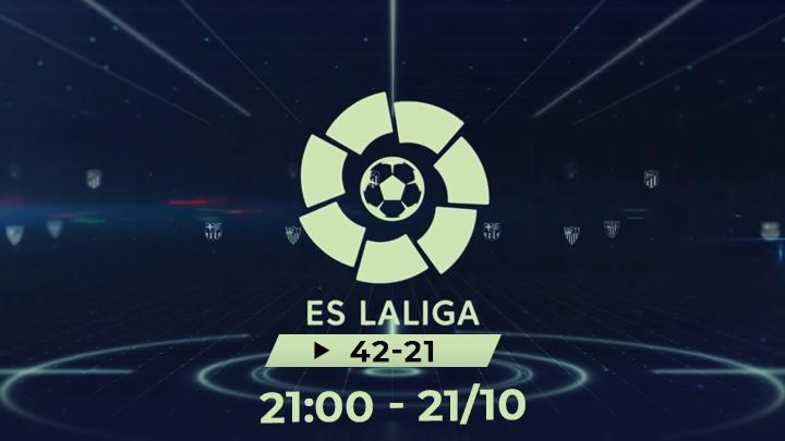 Es La liga 2021