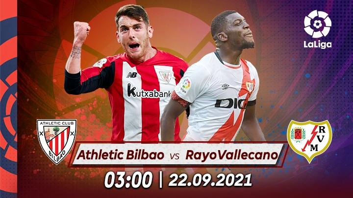 ⚽️ Athletic Bilbao vs Rayo Vallecano