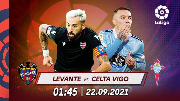 ⚽️ Levante vs Celta Vigo