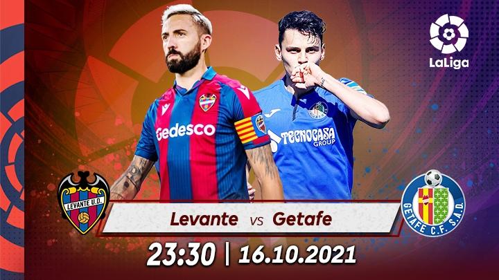⚽️ Levante vs Getafe