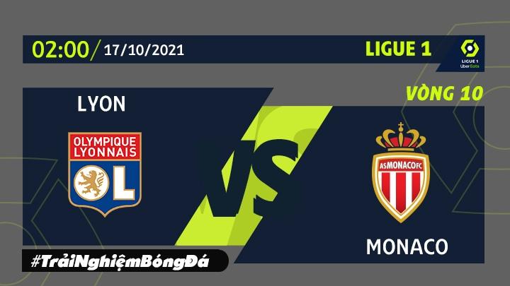 ⚽️ RLyon vs Monaco