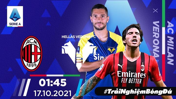 ⚽️ AC Milan vs Verona
