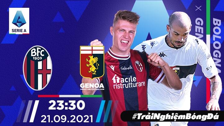 ⚽️ Bologna vs Genoa