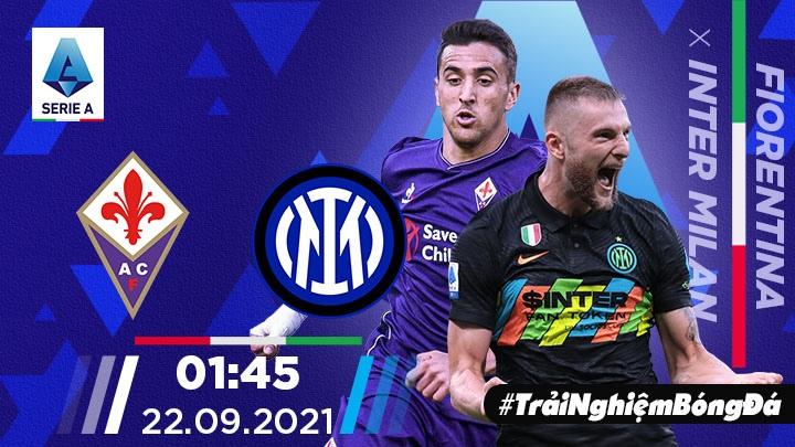 ⚽️ Fiorentina vs Inter Milan
