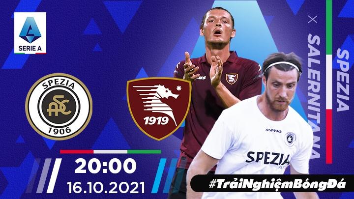 ⚽️ Spezia vs Salernitana