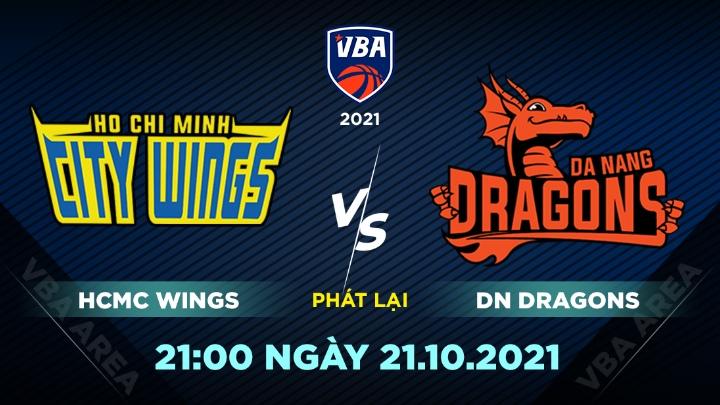 ⚽️ HCMC Wings - DN Dragons