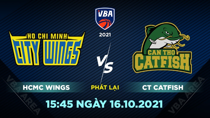 🏀 HCMC Wings - CT Catfish