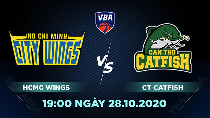 🏀 HCMC Wings vs CT Catfish