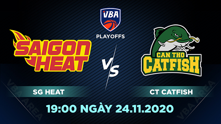 🏀 Saigon Heat - Cantho Catfish