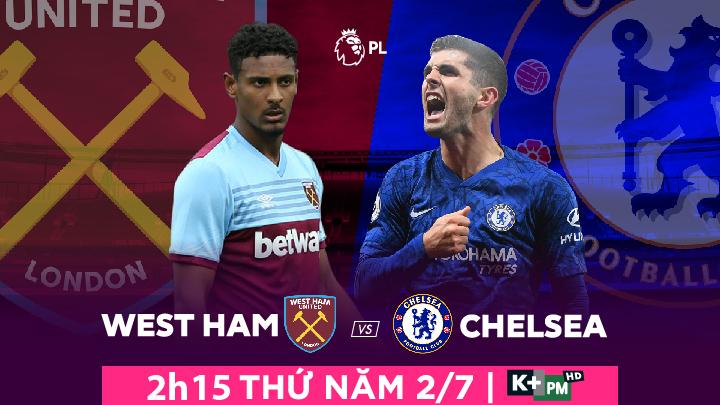 West Ham United - Chelsea