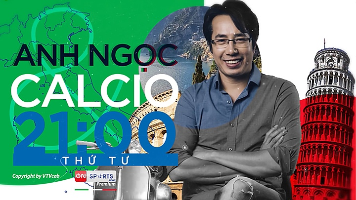 Anh Ngọc & Calcio 2021