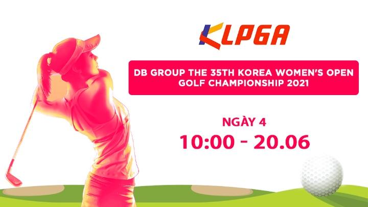 Ngày 4 - KLPGA tour 2021