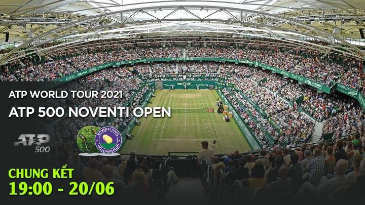 Chung Kết - Noventi Open