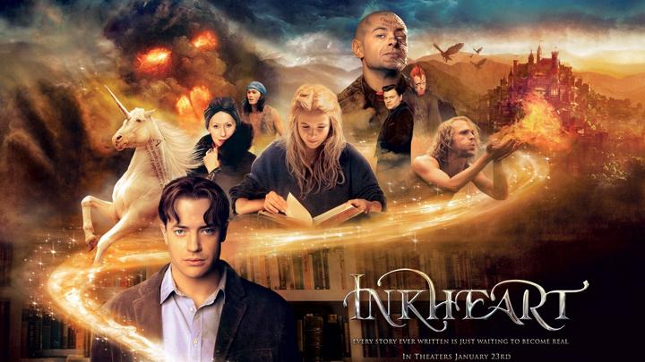 Trang sách ma thuật - Inkheart