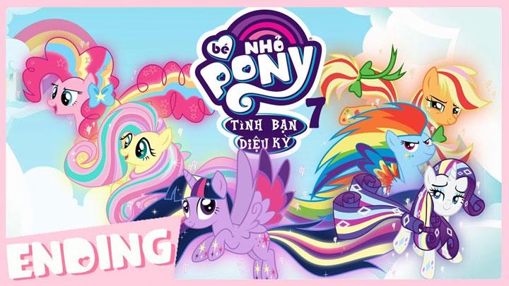 Chú ngựa nhỏ: tình bạn diệu kỳ - MÙA 7 - My Little Pony: Friendship Is Magic S07