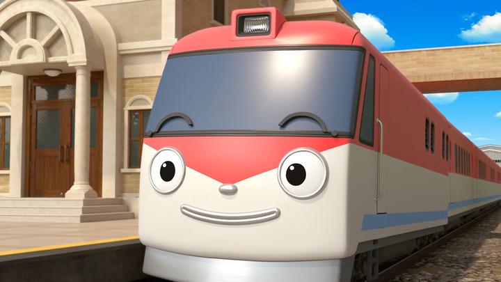 CUỘC PHIÊU LƯU CỦA TITIPO - Titipo Titipo the Little Train S01