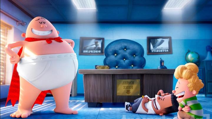 HIỆU TRƯỞNG SIÊU NHÂN - Captain Underpants: The First Epic Movie