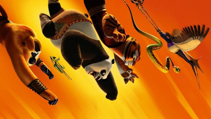 HUYỀN THOẠI ANH HÙNG - Kung Fu Panda: Legends of Awesomeness S02
