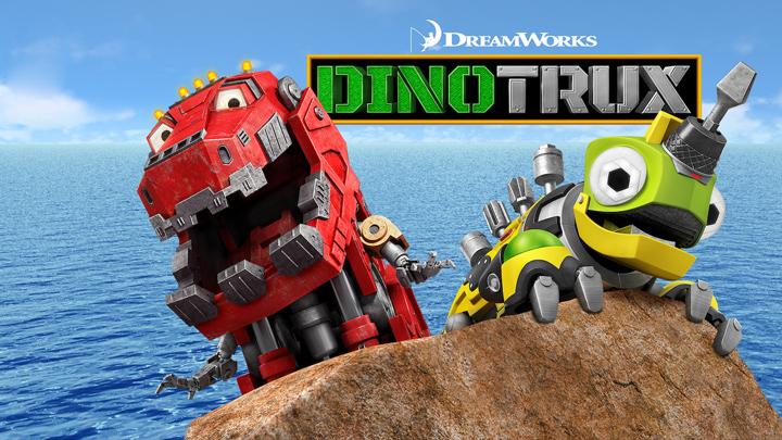 Rô-bốt khủng long - Dinotrux S03