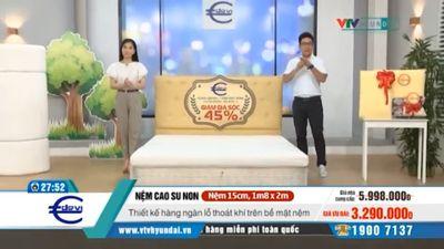 Nệm Cao Su Non Edevi