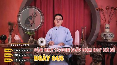 04/06 Vận May 12 Con Giáp Hôm Nay Có Gì