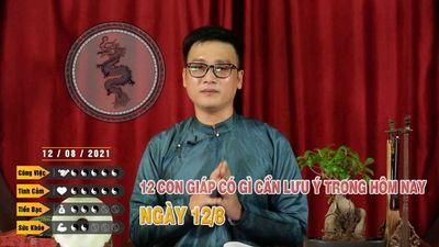 12/08 12 Con Giáp Có Gì Cần Lưu Ý Trong Hôm Nay