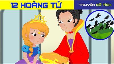 12 Hoàng Tử + Hoàng Tử Ếch