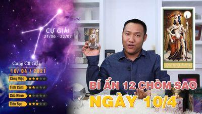 10/4 Bí Ẩn 12 Chòm Sao Có Gì Mới Trong Ngày Hôm Nay
